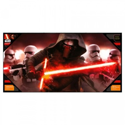 Poster avec Cadre - Kylo & Stormtroopers - Star Wars - 50x25cm