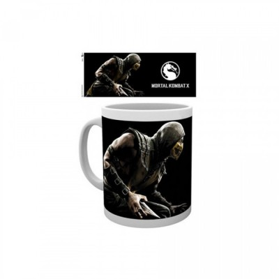 Mug - Scorpion - Mortal Kombat
