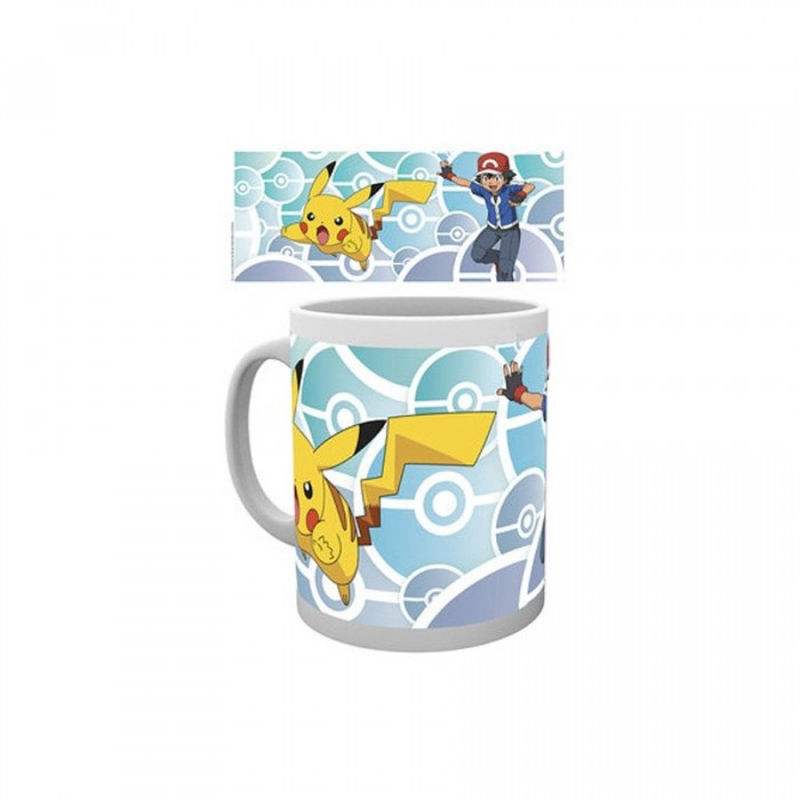 Pokemon - Mug cup