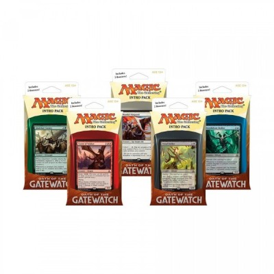 MTG - Pack Introduction Oath of the Gatewatch (EN) x10