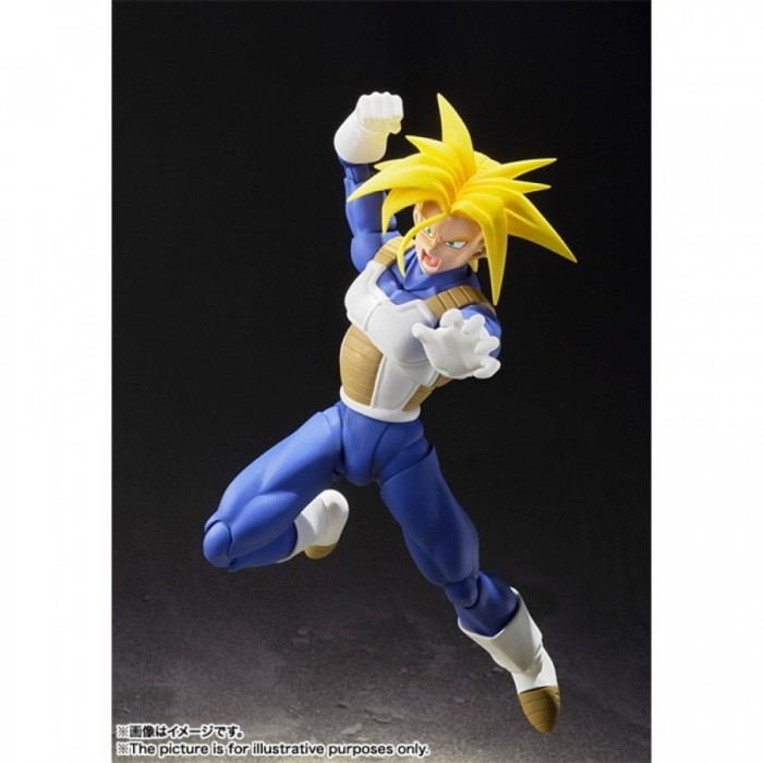 S.H. Figuarts - Trunks Super Saiyan - Dragon Ball Z