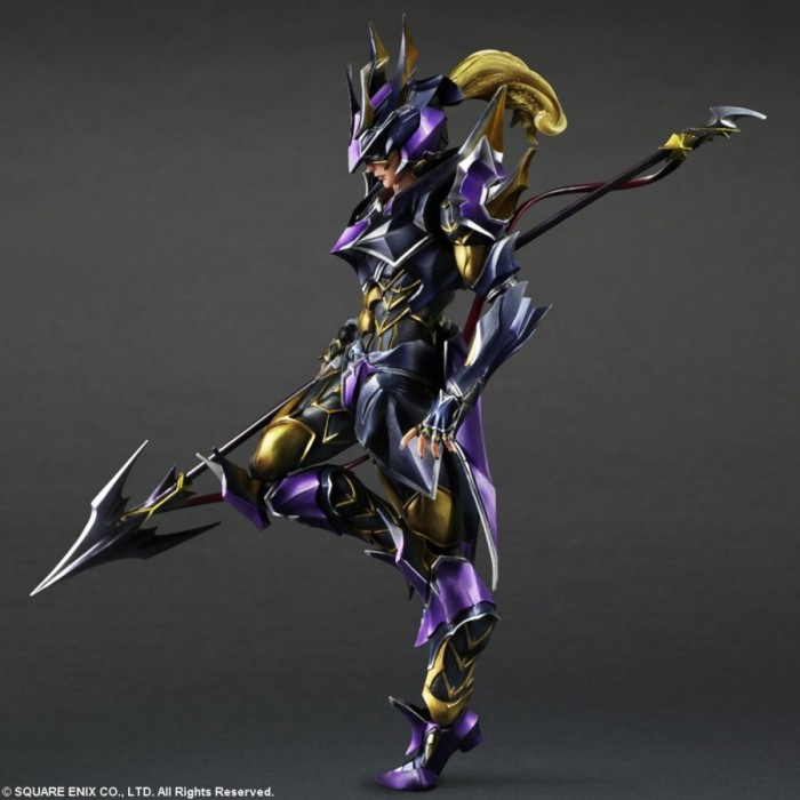 Chevalier Dragon - Final Fantasy - Play Arts Kaï