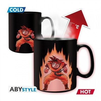 Mug - Dragon Ball - Thermo Réactif - Goku