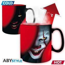 T-shirt One Punch Man - Saitama Sérieux - Fond Noir - L
