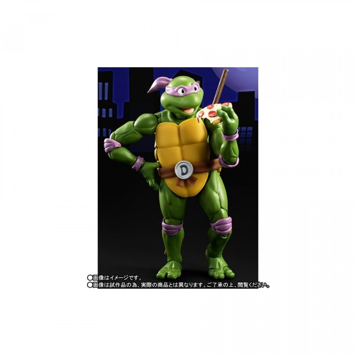 Teenage Mutant Ninja Turtles - S.H.Figuart - Action Figure