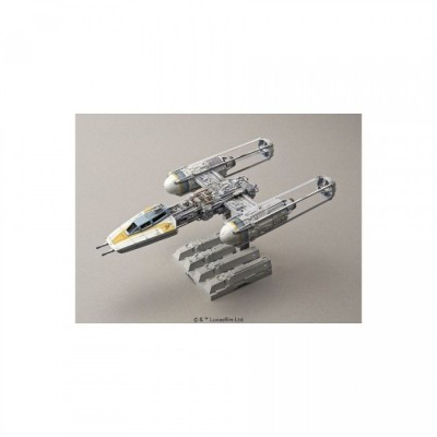 Maquette - Wing Tie Fighter - Star Wars - 1/72