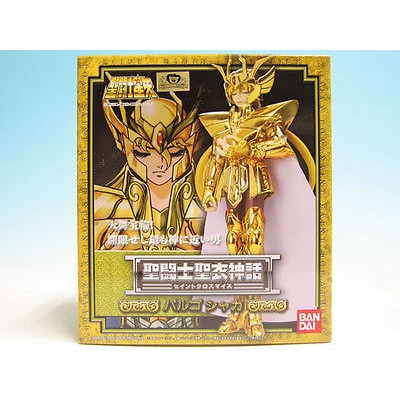 Virgo Shaka - Myth Cloth Saint Seiya