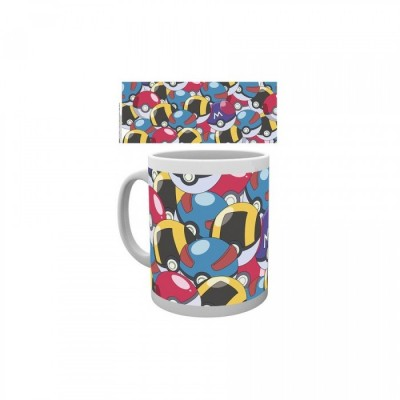 Mug - Pokeballs collection - Pokemon