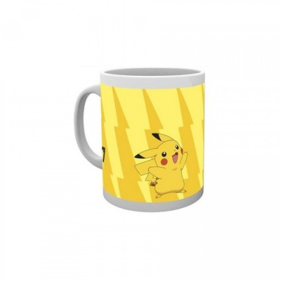 Mug - Pikachu Evolution - Pokemon