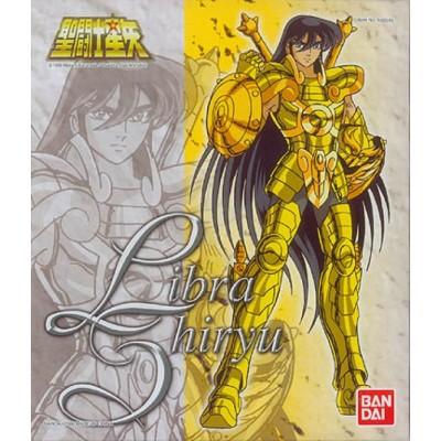 Libra Shiryu - Vintages Saint Seiya