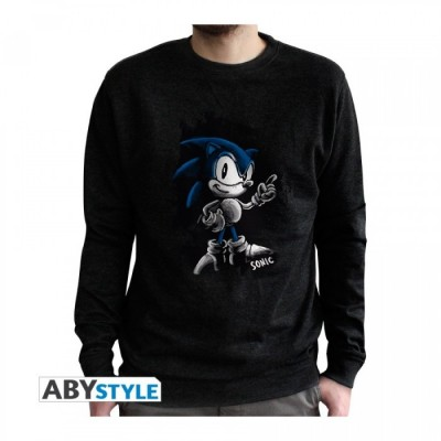Sweat Vintage - Intro - Sonic - S