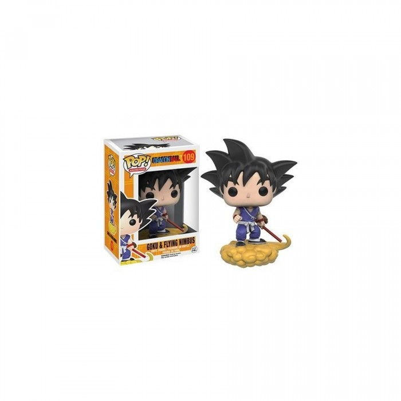 Goku sur Nuage - Dragon Ball (109) - Pop Animation