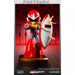 Protoman - Megaman - Résine