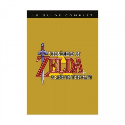 Guide - Legend of Zelda - A Link To The Past