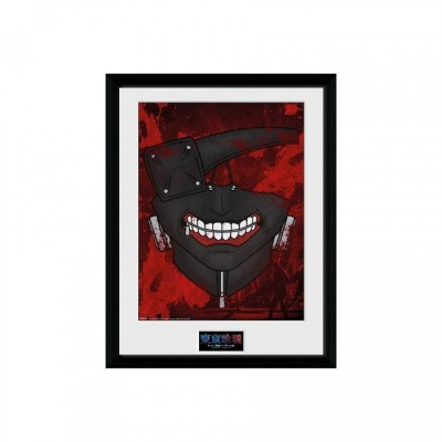 Cadre - Mask - Tokyo Ghoul - 30 X 40