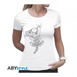 T-shirt Chi! - Chii Agrippé - XS Femme