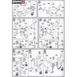 Blanket - Personnages - Final Fantasy Dissidia - Assortiment de 2 - 100cm