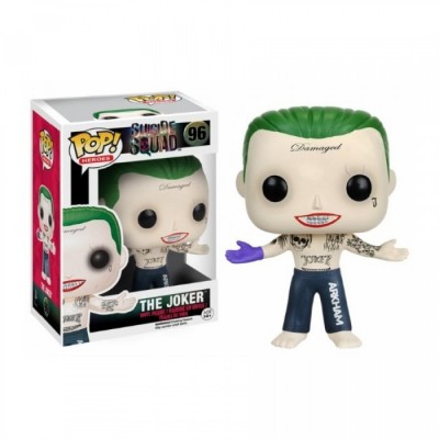 Joker Shirtless - Suicide Squad (96) - Pop Movies