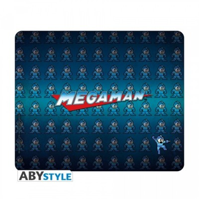 Tapis de Souris - Megaman - Die And Retry