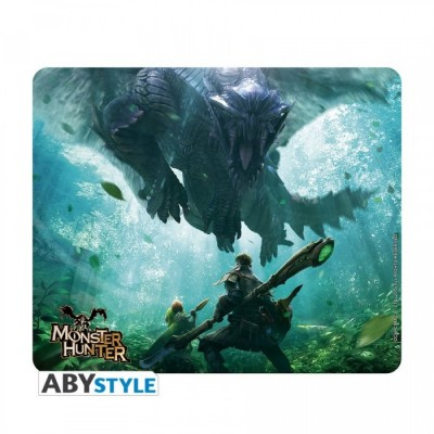Tapis de Souris - Monster Hunter - The Hunt