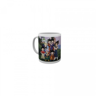 Mug - Saiyajin Family - Dragon Ball