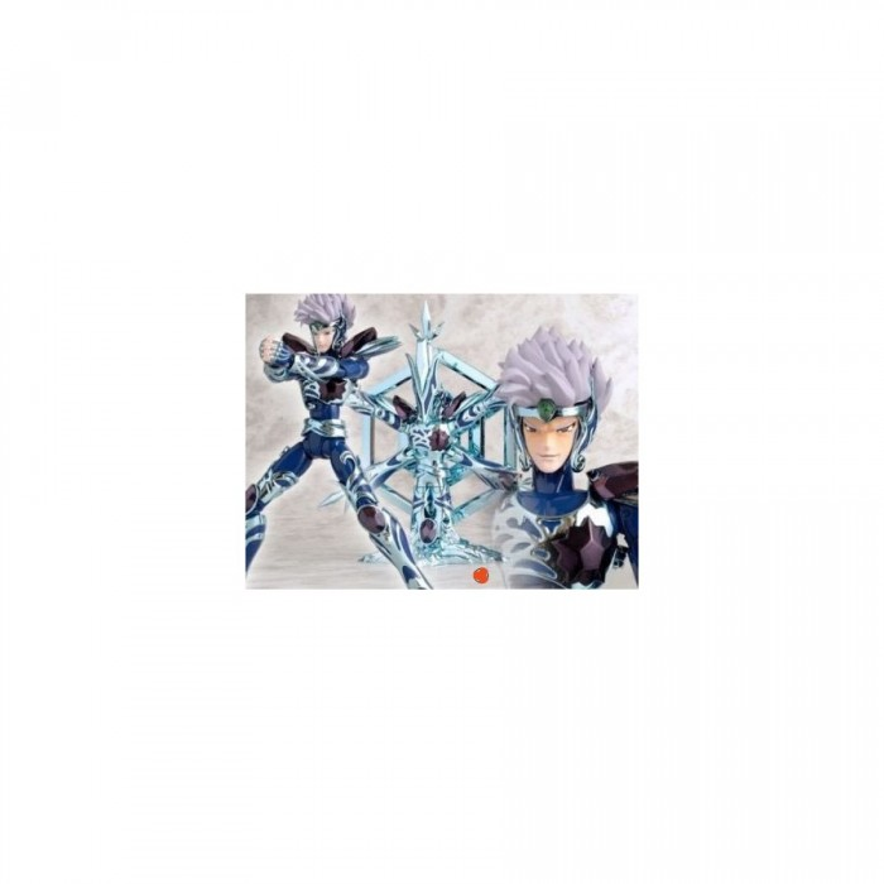Crystal -  Myth Cloth Saint Seiya