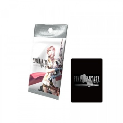 Final Fantasy - Booster - Playing cards