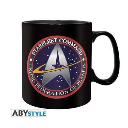 Mug - Starfleet Command - Star trek - 460ml