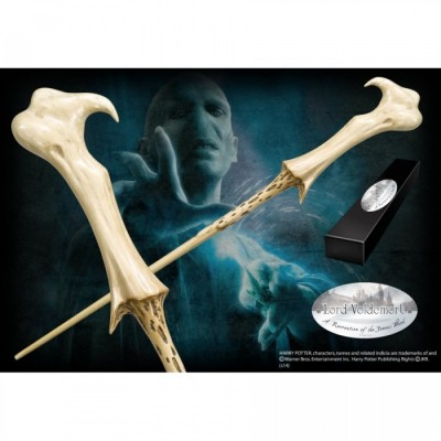 Baguette de Lord Voldemort - Collection Personnages - Harry Potter