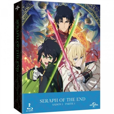 Seraph Of The End - BluRay