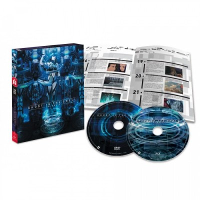 Ghost In The Shell - The New Movie - Film - BluRay et DVD - VOSTF + VF