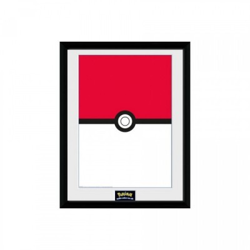 Cadre - Pokéball - Pokemon - 30 X 40