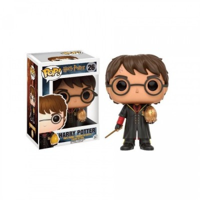 Triwizard Harry With Egg - Special Version - Harry Potter (26) - Pop- Exclusive