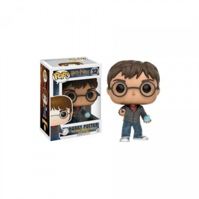 Harry With Prophecy - Harry Potter (32) - Pop Movie