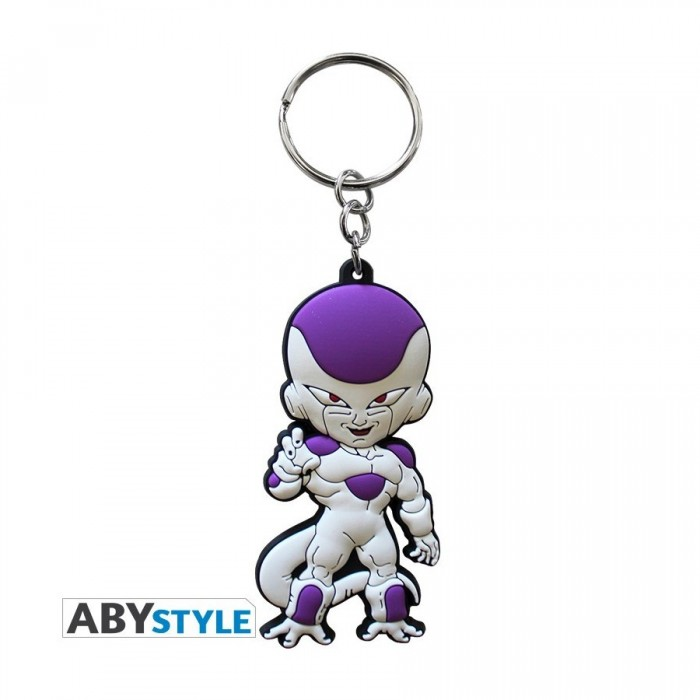 Porte-Clef - Freezer - PVC - Dragon Ball