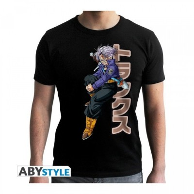 T-shirt Trunks - Dragon Ball - XS