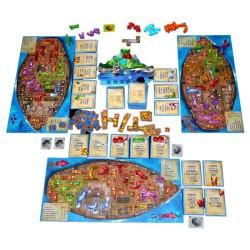 """CHI - Poster """"Chi, gourmande"""" roulé filmé (98x68)"""