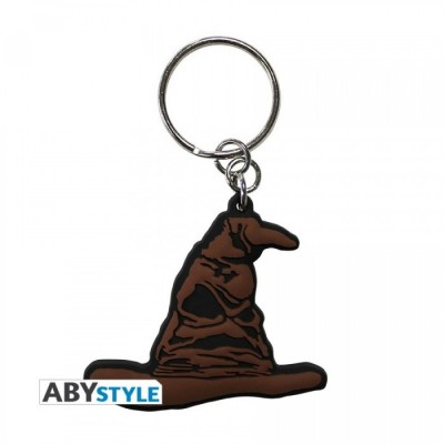 Porte-Clef PVC - Harry Potter - Choixpeau Magique