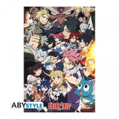 Fairy Tail - Poster