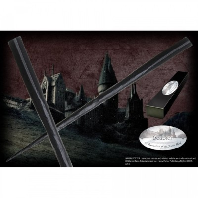 Baguette de Scabior - Collection Personnages - Harry Potter
