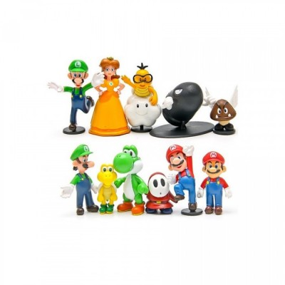 "Super Mario Brothers 3"" Figure (set de 12)"