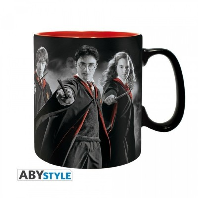 Mug - Harry, Ron, Hermione - Harry Potter  - 320ml
