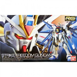 Real Grade - Gundam - ZGMF-X20A Strike Freedom - 1/144