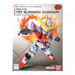 SD EX - Gundam - STD 011 - Try Burning
