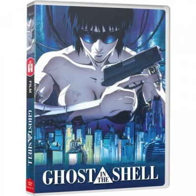 Ghost in The Shell - Le Film - DVD - VOSTF + VF
