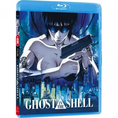 Ghost in the Shell - Film - BR - VOSTF + VF