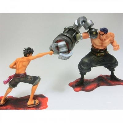 Luffy & Zetto - One Piece - DXF Figure Manhood