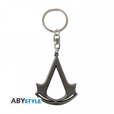 Porte-Clef 3D Métal - Assassin's Creed - Crest