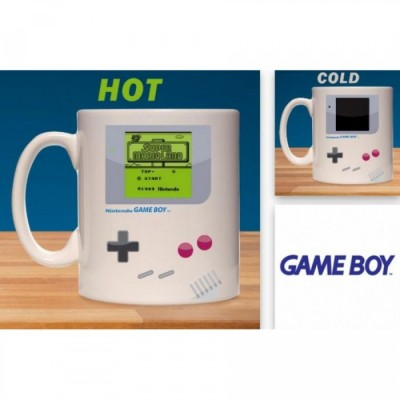 Mug - Thermo réactif - Game Boy - 300ml