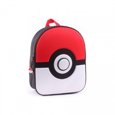 "Sac à Dos Dur - Pokeball ""You Play 3D"" - Pokemon - Pokemon"